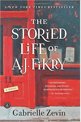 The Storied Life of A. J. Fikry by Gabrielle Zevin