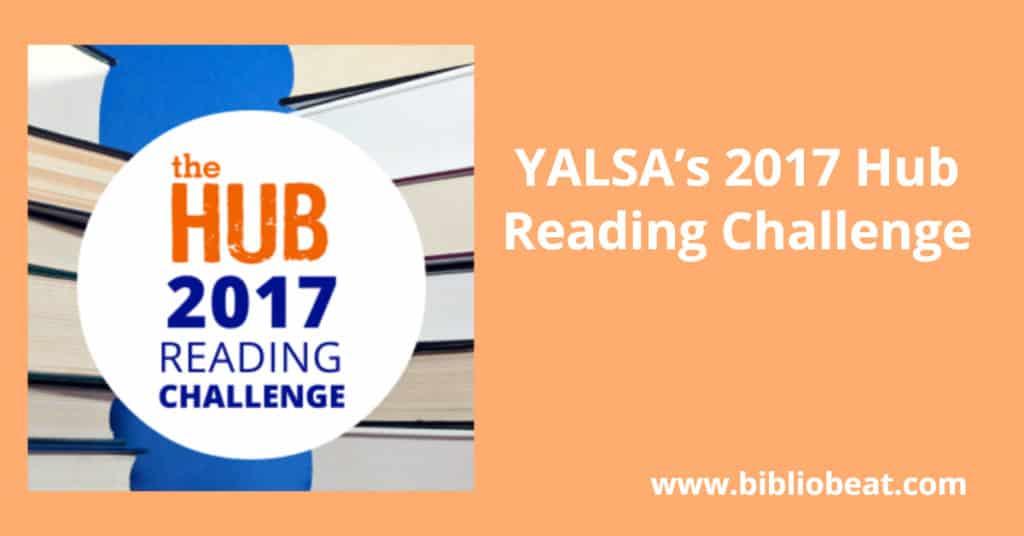 yalsa 2017 hub reading challenge