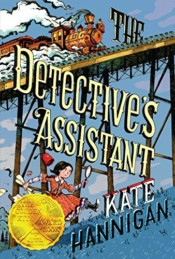 the detectives assistant