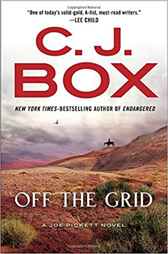 Off The Grid by C.J. Box – One of His Best