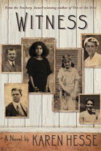 Witness by Karen Hesse