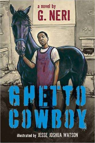 ghetto cowboy by g neri