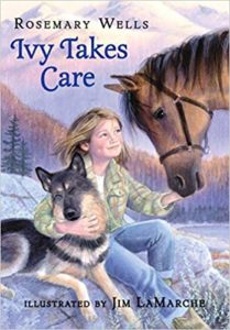 ivy takes care by rosemary wells