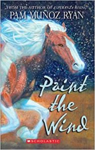 Paint the Wind by Pam Munoz Ryan