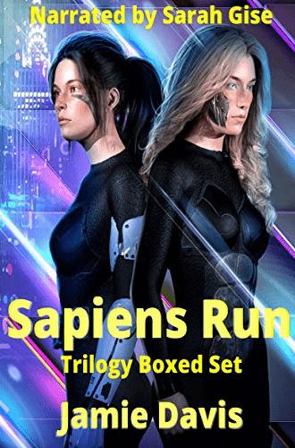 Sapiens Run Trilogy by Jamie Davis